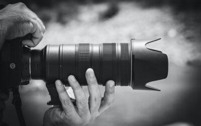 Börja med fotografering